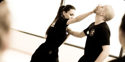 NEW ! Savate bâton défense