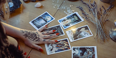 NEW ! Initiation au Tarot